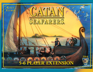Catan: Seafarers: 5-6 Player Extension: 3074