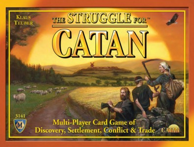Settlers of Catan: The Struggle for Catan: 3141