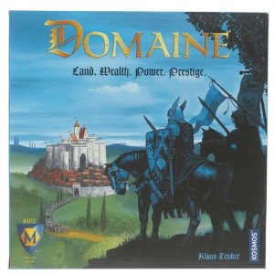 Domaine Board Game - USED - By Seller No: 20 GOB Retail