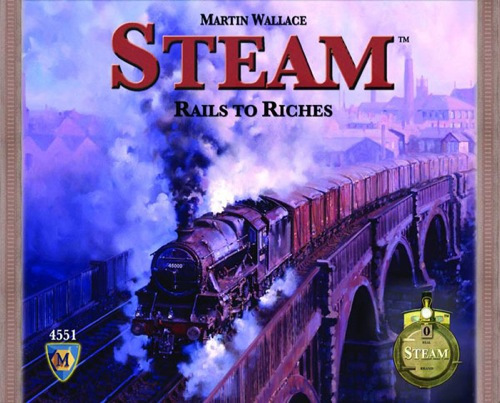 Steam: Rails to Riches - USED - By Seller No: 829 Joe Piva