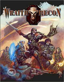 Wraith Recon Role Playing Core Book HC - USED