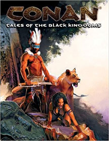 Conan: Tales of the Black Kingdoms Role Playing - Used