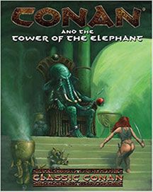 Conan and Tower of the Elephant - USED