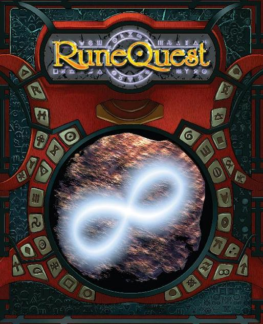 RuneQuest - Core Rule Book - Used
