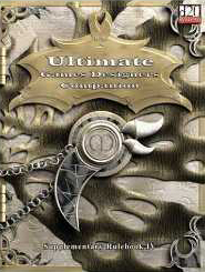 D20: Ultimate Games Designers Companion: Supplement Rulebook IV - Used