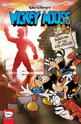 Mickey Mouse: Shadow of the Colossus TP
