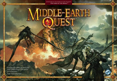 Middle Earth Quest - USED - By Seller No: 20 GOB Retail