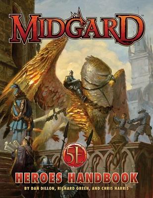 Midgard Heroes Handbook (5th Edition)