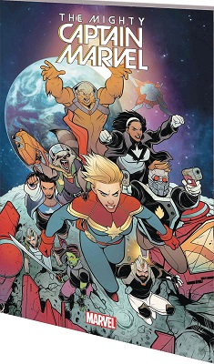 Mighty Captain Marvel: Volume 2: Band of Sisters TP