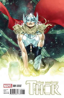 Mighty Thor no. 1 (2015 Series)