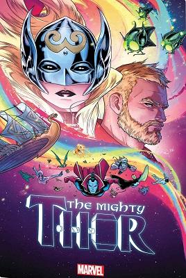 Mighty Thor: Volume 3: Asgard Shiar War HC