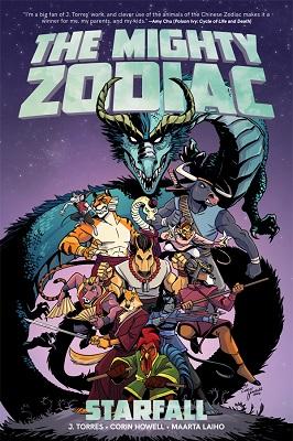 Mighty Zodiac: Volume 1 TP