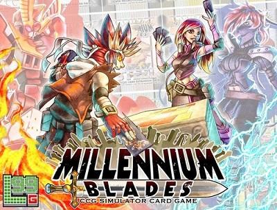 Millennium Blades Card Game