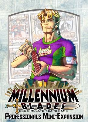 Millennium Blades: Professionals Promo Pack