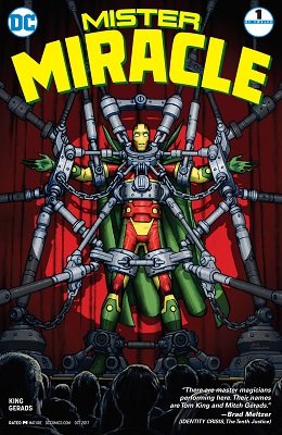 Mister Miracle (2017) Complete Bundle - Used