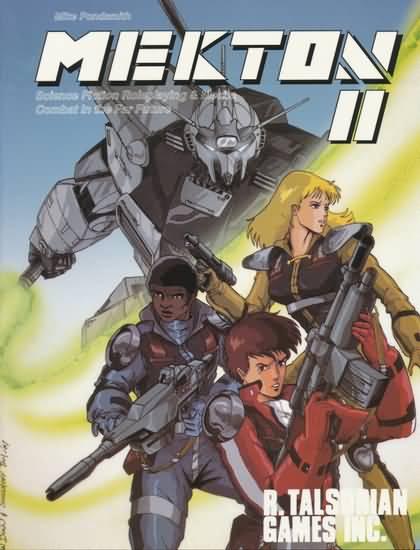 Mekton II - Used
