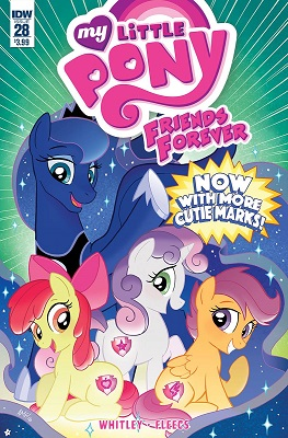 My Little Pony: Friends Forever no. 28 (2014 Series)
