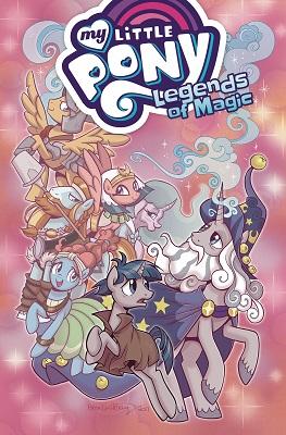 My Little Pony: Legends of Magic: Volume 2 TP