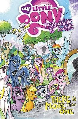 My Little Pony: Friendship is Magic: Volume 5 TP