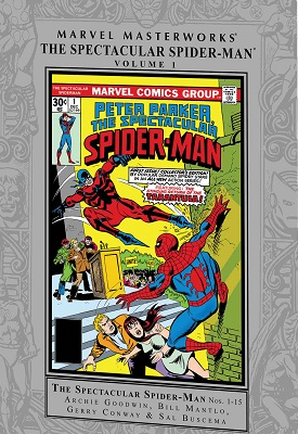 Marvel Masterworks: Spectacular Spider-Man: Volume 1 HC