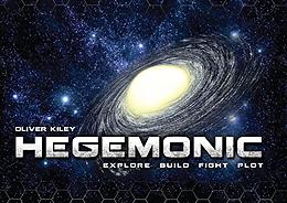 Hegemonic Board Game - USED - By Seller No: 3226 Ben Rubinstein