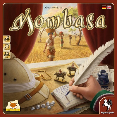 Mombasa Board Game