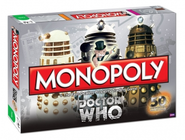 Monopoly: Doctor Who