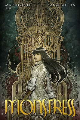 Monstress (2015) (MR) no. 1 (1st Printing) - Used