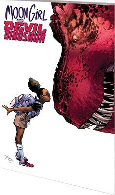 Moon Girl and Devil Dinosaur: Volume 1: BFF TP