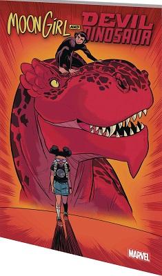 Moon Girl and Devil Dinosaur: Volume 4: Girl Moon TP