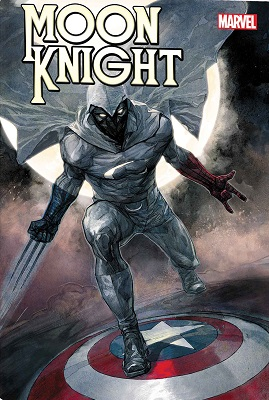 Moon Knight by Brian Michael Bendis HC