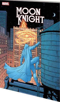 Moon Knight: Volume 1: Crazy Runs in the Family TP