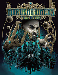 Dungeons and Dragons 5th Ed: Mordenkainen's Tome of Foes HC - Limited Edition