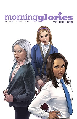 Morning Glories: Volume 10 TP