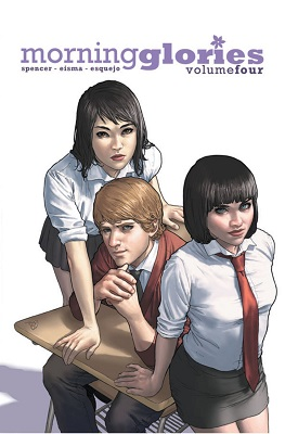 Morning Glories: Volume 4 TP