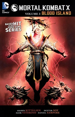 Mortal Kombat X: Volume 3: Blood Island TP (MR)