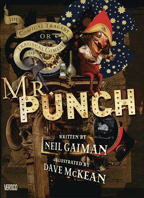 Mr Punch: 20th Anniversary TP (MR)