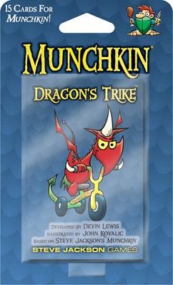 Munchkin: Dragons Trike