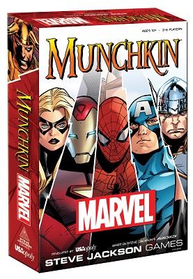 Munchkin: Marvel Universe