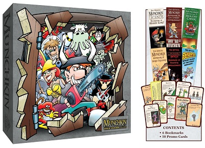 Munchkin: Monster Box (ACD Exclusive)