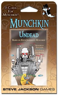 Munchkin: Undead