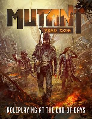 Mutant: Year Zero Core Rulebook