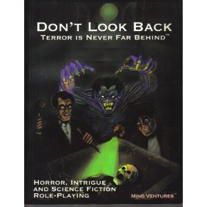 Dont Look Back Terror is Never Far Behind - Used