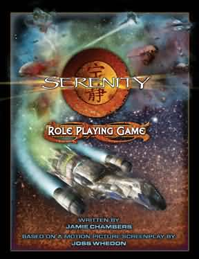 Serenity Role Playing Game - Used