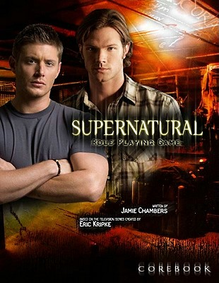 Supernatural Role Playing Game HC - Used