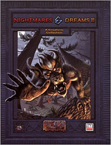 D20: Nightmares Dreams II: A Creature Collection - USED