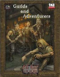 D20: The Hunt Rise of Evil: Guilds and Adventurers - Used