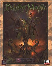 D20: Blight Magic - USED