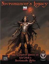 D20: Arcane Mysteries: Necromancers Legacy - Used