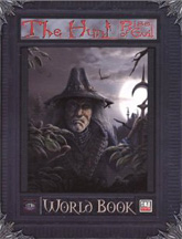 The Hunt Rise of Evil: World Book - USED